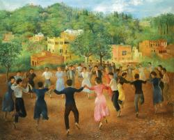 Exposició 'Olga Sacharoff: pintura, poesia i emancipació'