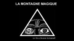 """Projecció del documental """"La Montagne Magique"""". Font: web del Museu del Cinema"""
