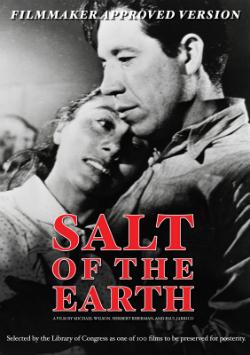"""Projecció de la pel·lícula """"Salt of the Earth"""", de Herbert J. Biberman (1954). Imatge manllevada del web http://cultura.unizar.es"""