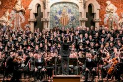 """Concert """"La Passió de Crist segons Sant Joan de Johann Sebastian Bach"""". Font: Facebook"""