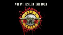 Actuació de Guns N'Roses