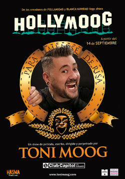 Espectacle Hollymoog, de Toni Moog