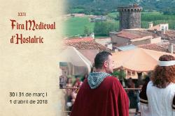 Fira Medieval d'Hostalric 2018. Font: web de l'Ajuntament