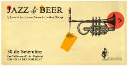 Jazz&Beer 2017, V Festival de Jazz i Cervesa Artesana de Cornellà de Llobregat