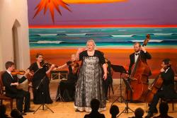 Concert de l'Orquestra Filharmònica de Cambra de Colònia (República Federal d'Alemanya)