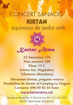 Concert de Kirtan