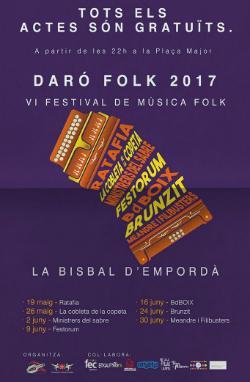 VI Festival Daró Folk. Font: degrafic.cat