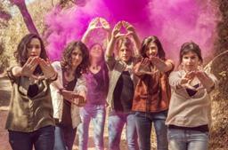 El grup Roba Estesa. Font: web de Joventuts Musicals de Catalunya