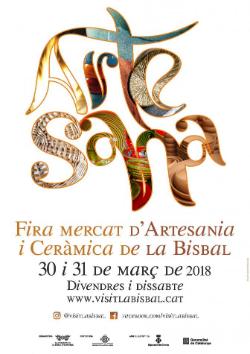 Font: web de Turisme de La Bisbal d'Empordà