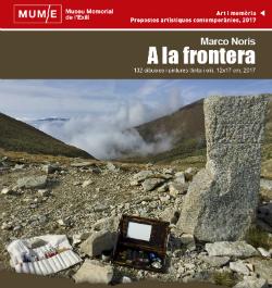 Exposició 'A la frontera', de Marco Noris