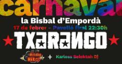 Carnaval de la Bisbal d'Empordà 2018. Font: web de l'Ajuntament