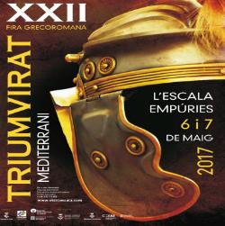 XXII Fira Grecoromana-Triumvirat Mediterrani de l'Escala