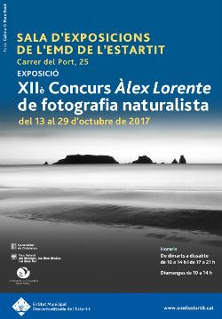 Exposició 'XII Concurs Àlex Lorente de fotografia naturalista'