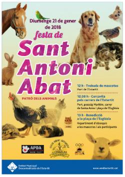 Festa de Sant Antoni Abat a l'Estartit