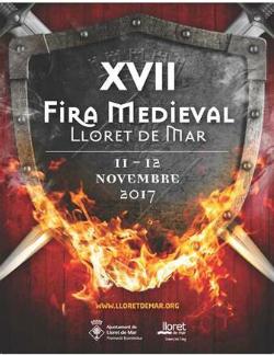 XVII Fira Medieval de Lloret de Mar.  Font: web de l'ajuntament