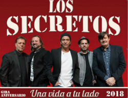 Actuació de Los Secretos