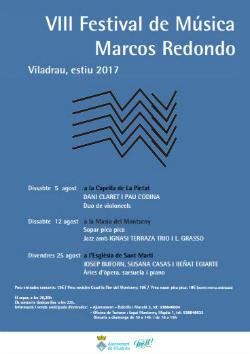 VIII Festival de Música Marcos Redondo