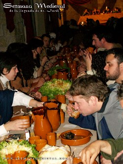 XXX Setmana Medieval a Montblanc