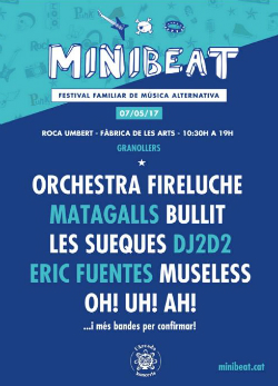 Festival MiniBeat - Festival infantil de música