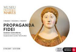 Itinerari expositiu 'Propaganda Fidei. Escultura i Contrareforma'