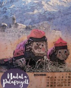 Nadal a Palafrugell 2017-18. Font: web del Museu del Suro