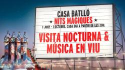 Nits Màgiques a la Casa BatllóCasa Batlló (Barcelona) Des…