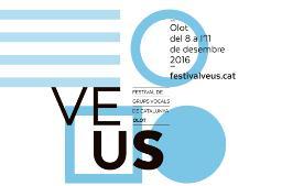 Veus, I Festival de Grups Vocals de Catalunya. Font: Ajuntament d'Olot