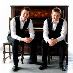 Concert dels germans Tom i Jonathan Scott (piano i orgue)