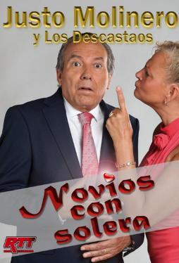 """Representació de """"Novios con solera"""".Font: web de Cultura de Palafrugell"""
