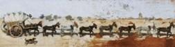 Exposició 'Per Catalunya en carro. El viatge de Santiago Rusiñol i Ramon Casas'