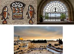 Inscripcions al Pelegrinatge a Terra Santa 2018 organitzat per les Parròquies d'Olot i de la Vall de Camprodon. Font: web de Ruth Travel
