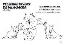 V Pessebre Vivent de Vila-sacra