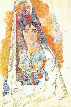 Exposició '1917. Picasso a Barcelona'