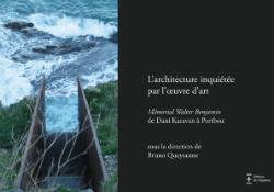 Presentació del libre L'architecture inquietée par l'oeuvre d'art. Mémorial Dani Karavan à Portbou