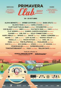 Festival Primavera Club 2017