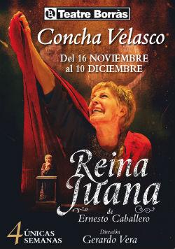 Representació de Reina Juana, de Ernesto Caballero
