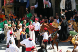 LI Festa de la Llana i del Casament a Pagès a Ripoll