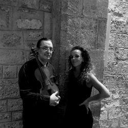 El Duo Piazzolla. Font: web de l'Ajuntament de Roses