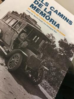 Presentació del llibre Els camins de la memòria, de Josep Maria Barris i Pol Meseguer