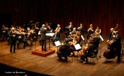 Concert benèfic de Nadal de l'Orquestra de Cambra Catalana