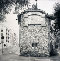 Exposició 'Rue des Pyrénées', d'Yves Bélorgeu. Fotografia