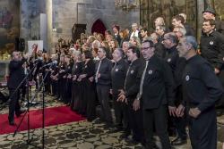 Concert del Cor Gospel Girona. Font: web del Teatre de Salt