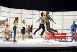 """Espectacle """"Sota teràpia"""", de Matías del Federico.  Font: web del Teatre de Salt"""