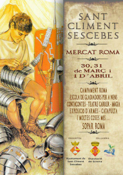 Mercat Romà de Sant Climent Sescebes