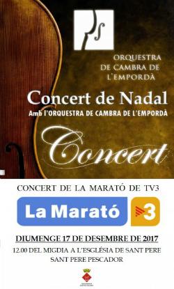 Concert de Nadal de l'Orquestra de Cambra de l'Empordà