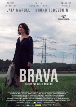 """Projecció de la pel·lícula """"Brava"""", de Roser Aguilar. Font: ciclegaudi.cat"""