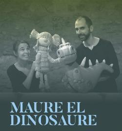 Companyia Teatre Nu, amb Maure el Dinosasure