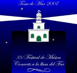 XIV Festival de Música 2017 'Concerts a la llum del Far'