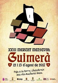 XXIIIè Mercat medieval de Guimerà