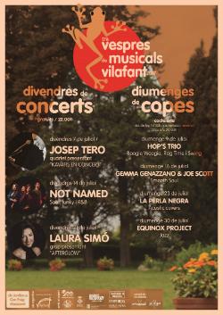 XVII Vespres Musicals de Vilafant